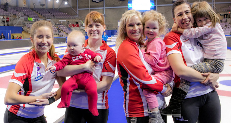 Team Canada wins Scotties bronze (Curling Canada)